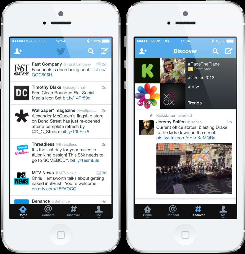 Twitter for iOS7 The App Developers App development