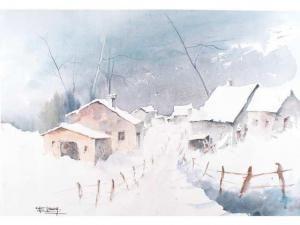 fernand lamy watercolor - Cerca amb Google