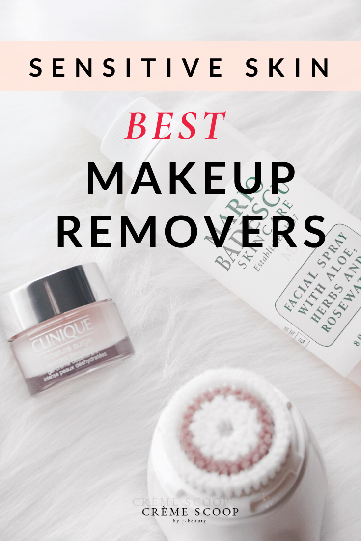 The Best Makeup Removers for Sensitive Skin of All Time