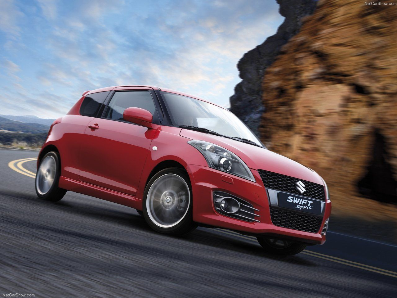 Suzuki swift sport 2013 pictures to pin on pinterest - Suzuki Swift