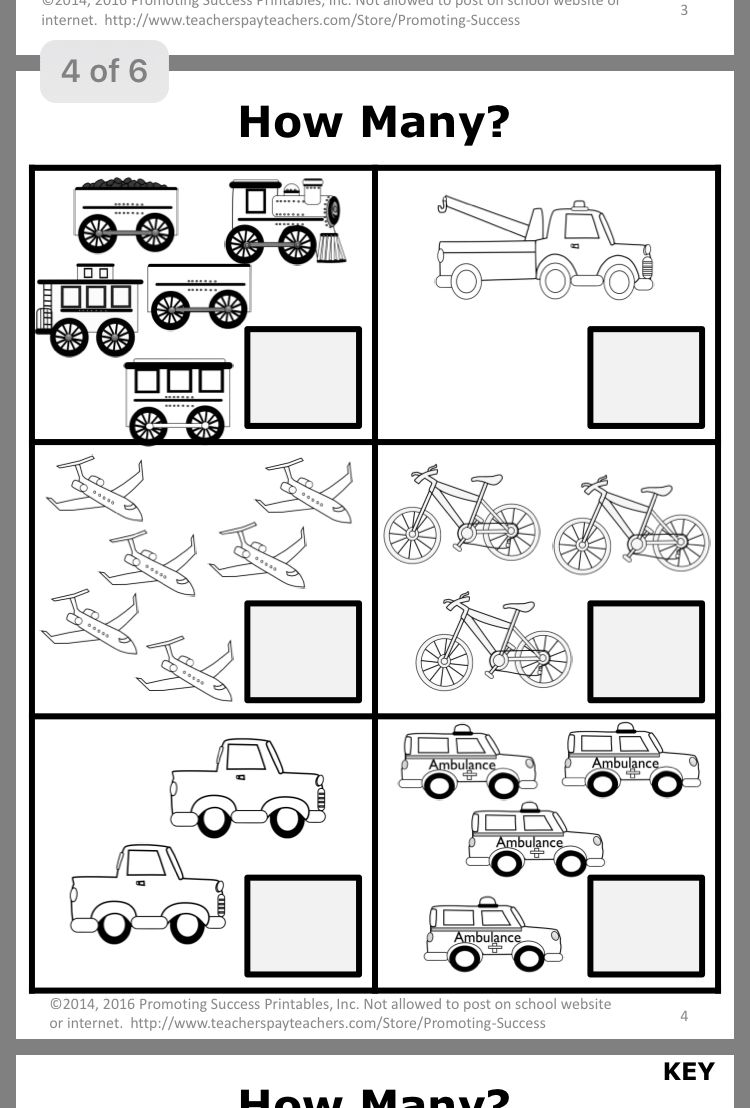 Pin By Eman On Number With Images Preschool Math Worksheets