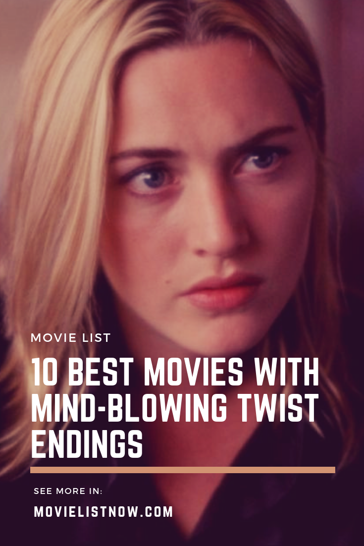 10 Best Movies With Mind-Blowing Twist Endings #moviestowatch