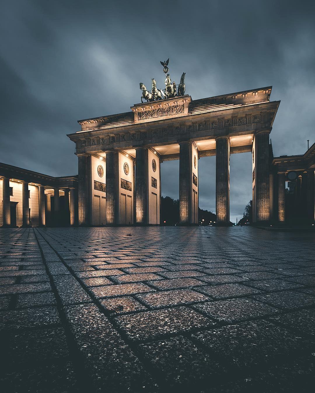 Brandenburger Tor Regram Via Zerletti Berlin Reise Urlaubsreisen Europa Reisen