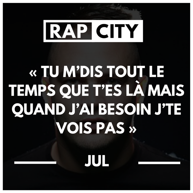 Les 15 Meilleures Punchlines De Jul Citation Rap Francais