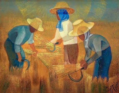 Por amor al arte: Louis Toffoli (1907-1999)