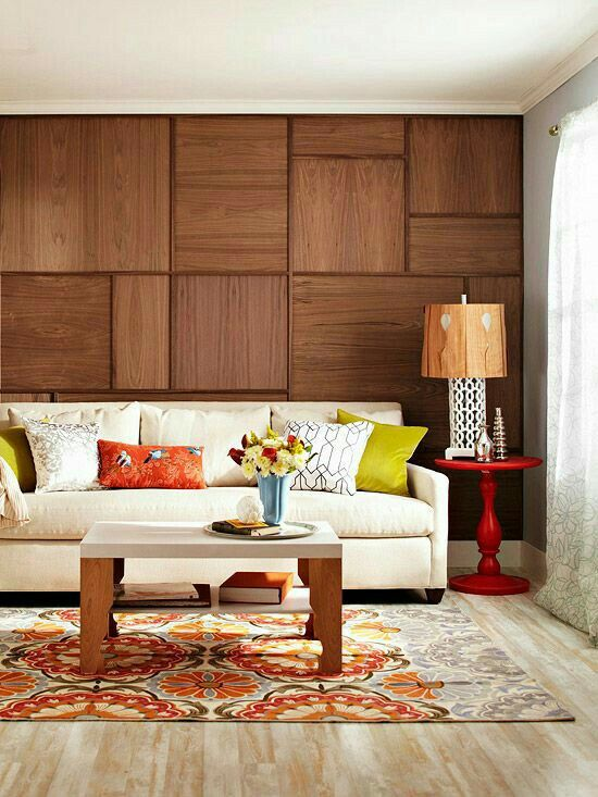 Pin by Heather Dykstra on Nest  Apartment Pinterest Wood Wall