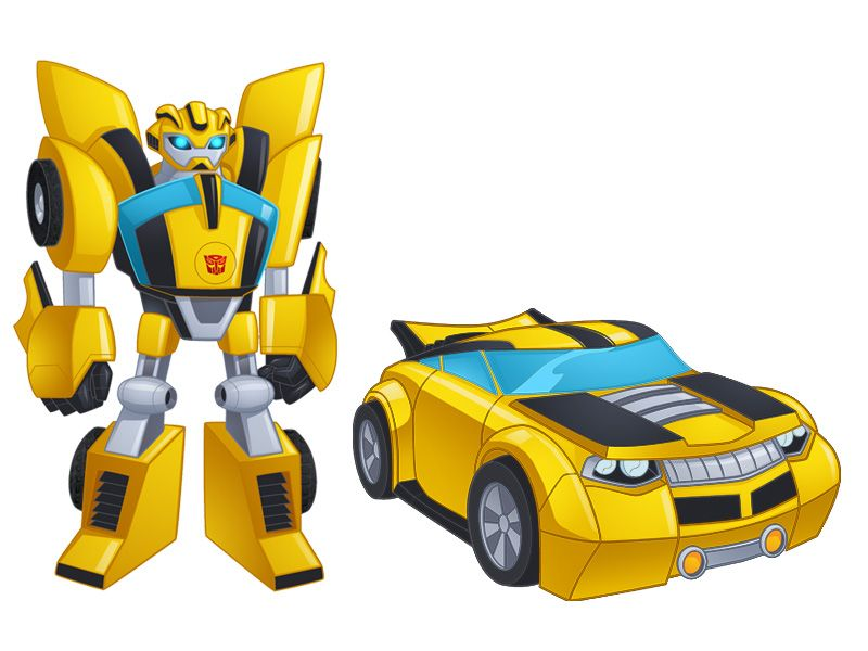 Coloring Pages Of Bumblebee Rescue Bots Within Transformers