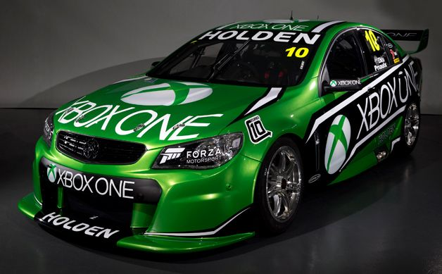 Xbox One And Forza Motorsport 5 To Race In Australia S V8 Supercars W Video Forza Motorsport Super Cars Motorsport