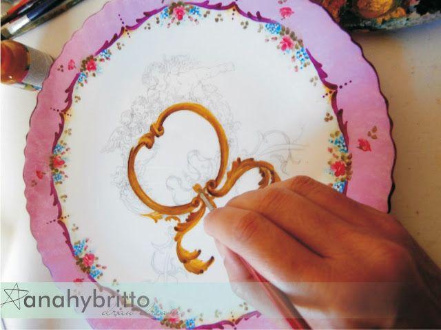 Porcelana e vidro, paixões antigas ~ anahybritto