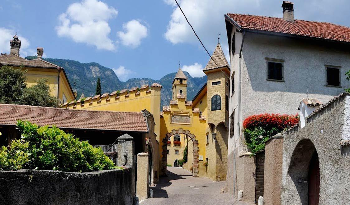 #7 Caldaro sulla strada del vino, Bolzano, Alto Adige – Top 10 happiest places in Italy - Caldaro sulla strada del vino or Kaltern an der Weinstrasse in German in Bolzano is a jewel of Italy's Trento Alto-Adige.