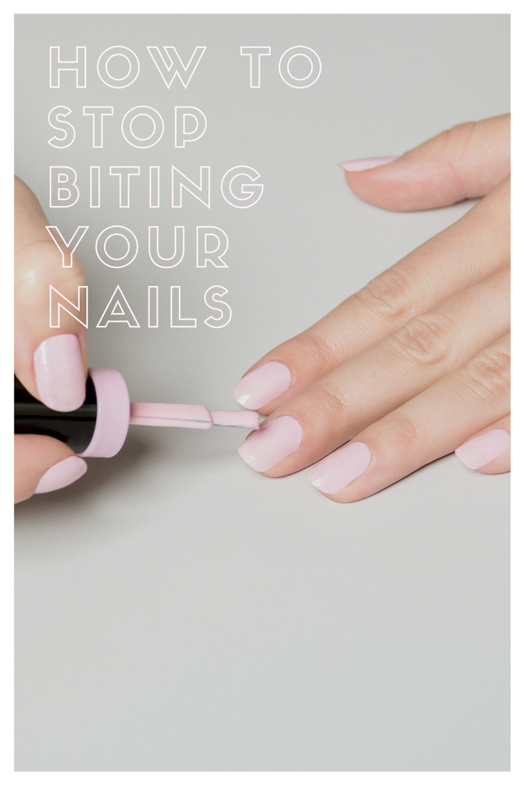 How to stop biting your nails | BEAUTY | Pinterest | Nail biting