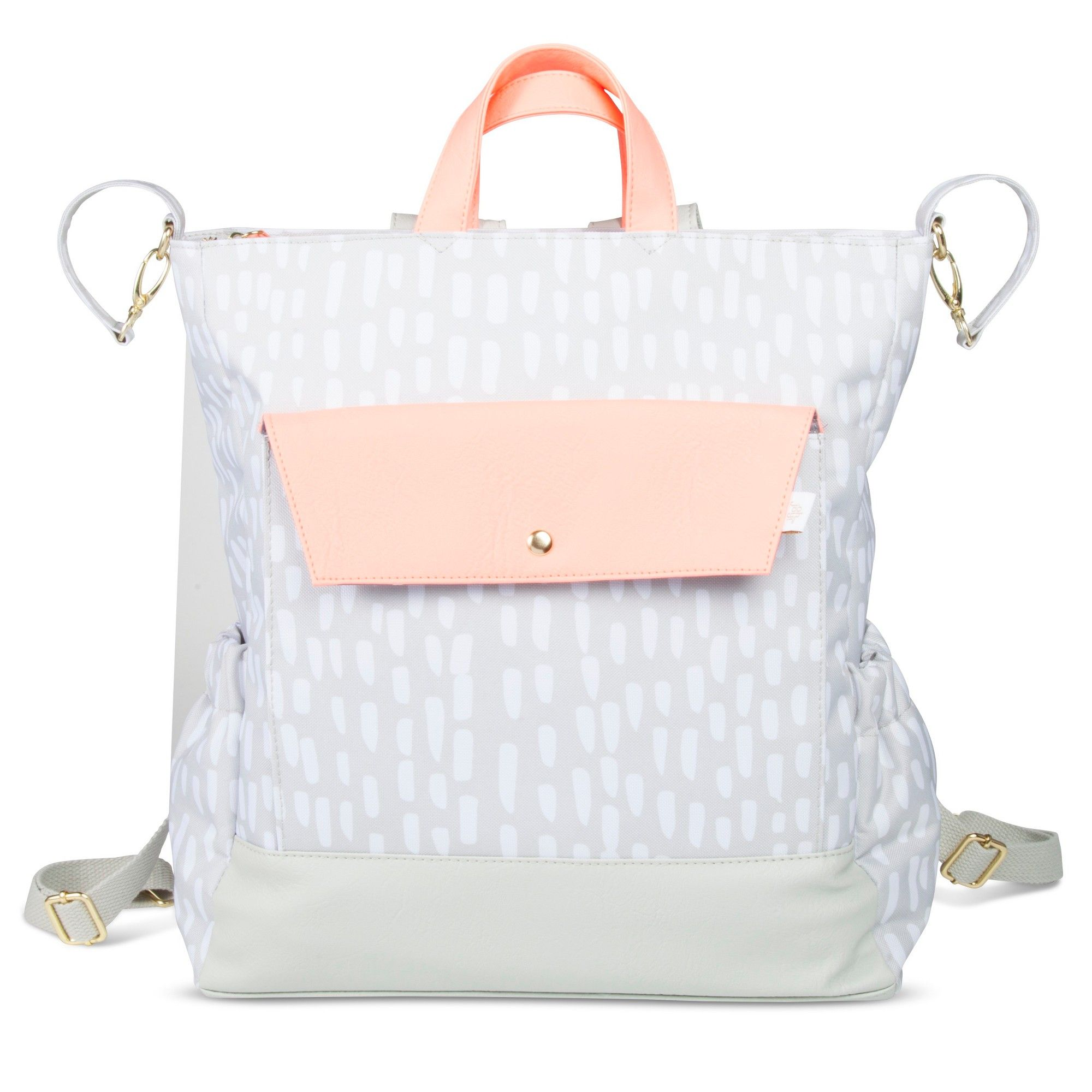 6a78d72bfd Oh Joy! Backpack Diaper Bag - Dashes