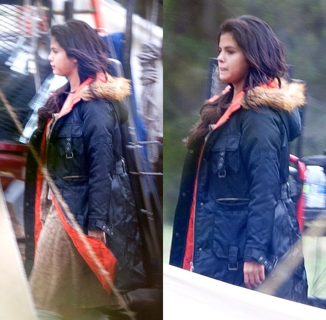 Pin by Betül on SG Movies | Winter jackets, Selena gomez ...