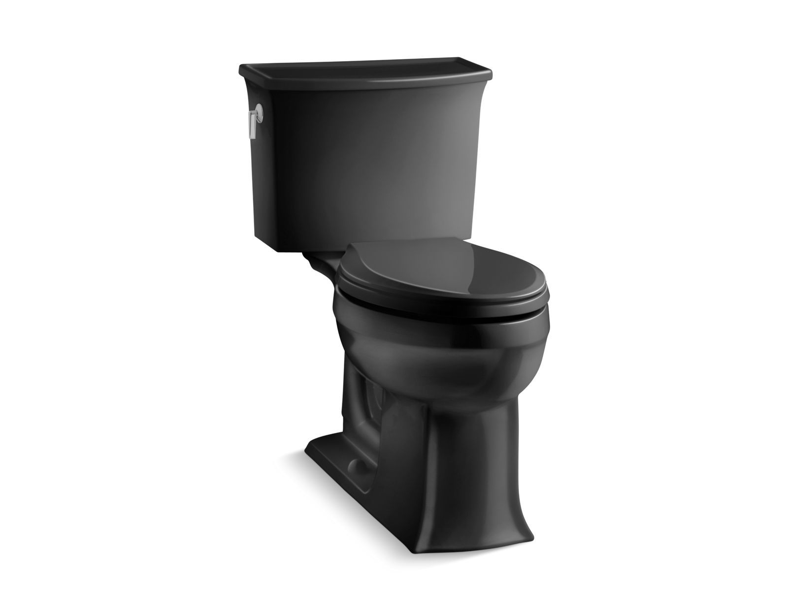 Kohler K 3551 Archer Comfort Height Two Piece Elongated 1 28 Gpf