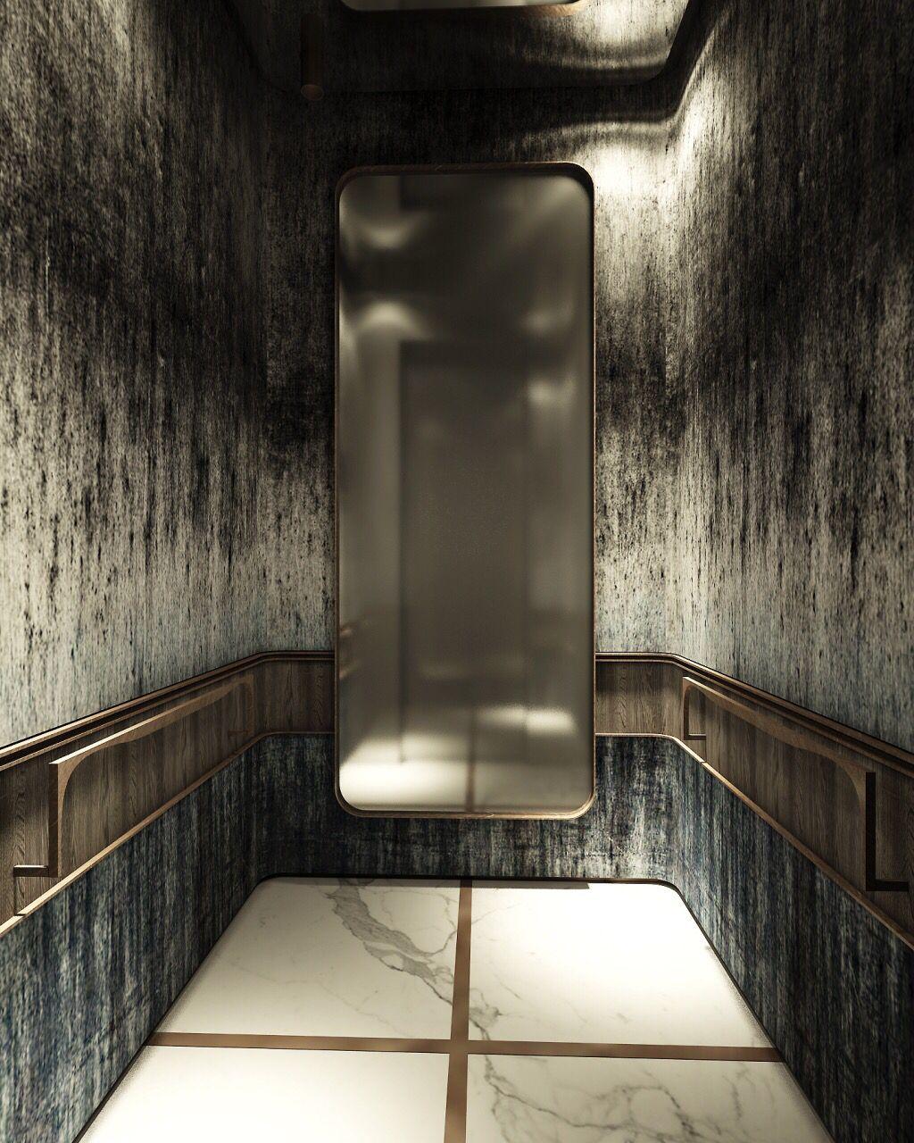Lighting Basement Washroom Stairs: Pin By KIANGLIX On P_Le Maridian