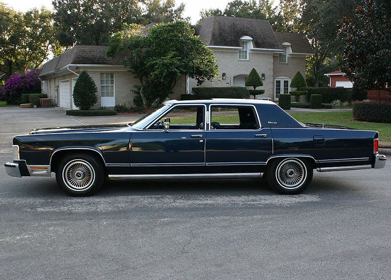 1979 Lincoln Towncar Collectors   MJC Classic Cars   Pristine Classic Cars For S…