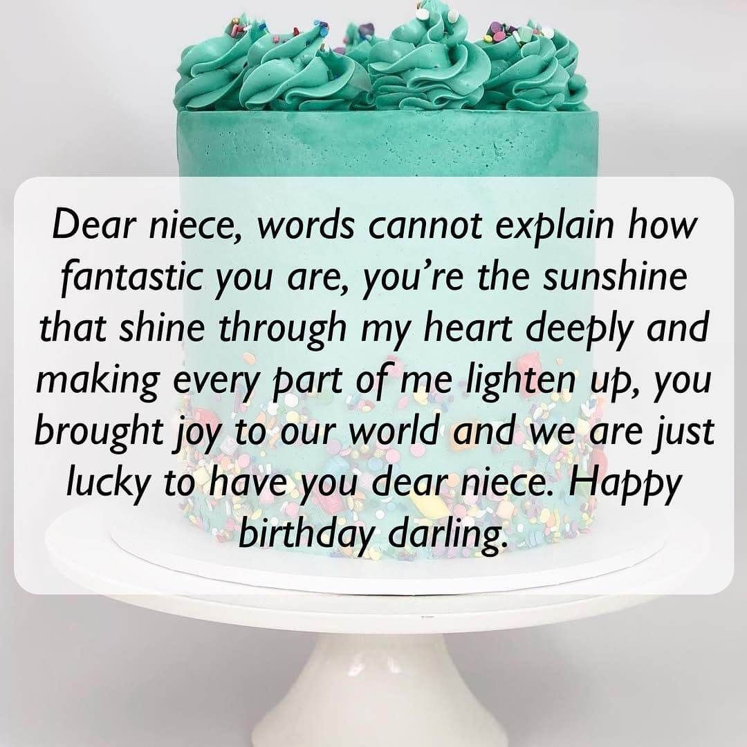 Short And Long Happy Birthday Messages Wishes Quotes For Niece The Right Messages Happy Birthday Paragraph Birthday Paragraph Happy Birthday Wishes Quotes