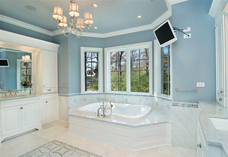 Lori Lynn Designs Me Luxury Master Bathroomsmodern