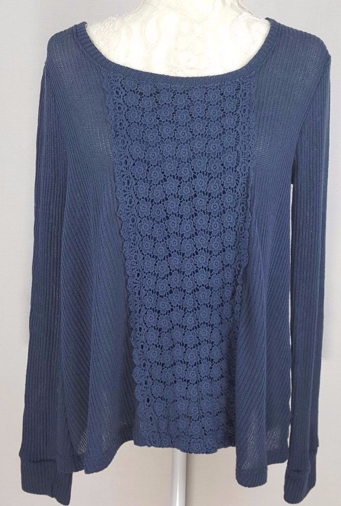 Details about ZARA Womens Thin Knit Pullover Sweater Top