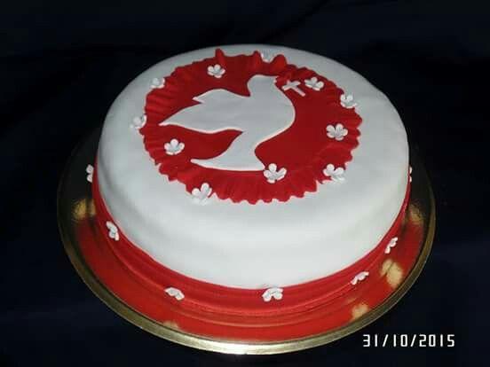 Torta De Confirmacion Creacion Propia Torta De Confirmacion Tortas Tortas Artisticas