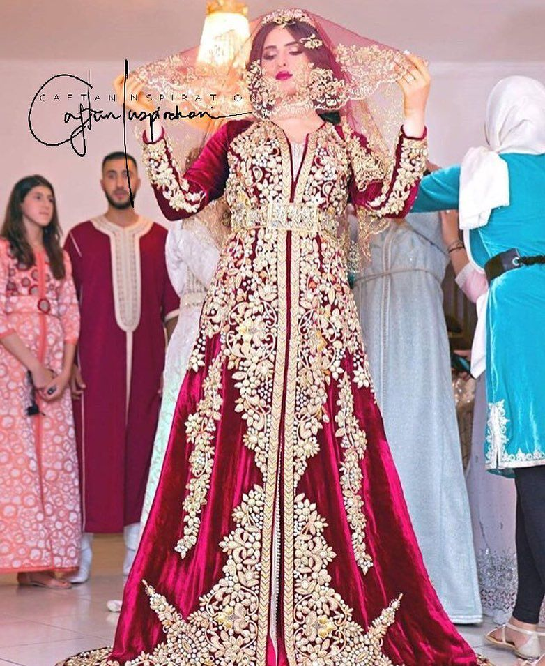 2,415 Likes, 16 Comments - Caftan Inspiration By Noor ...