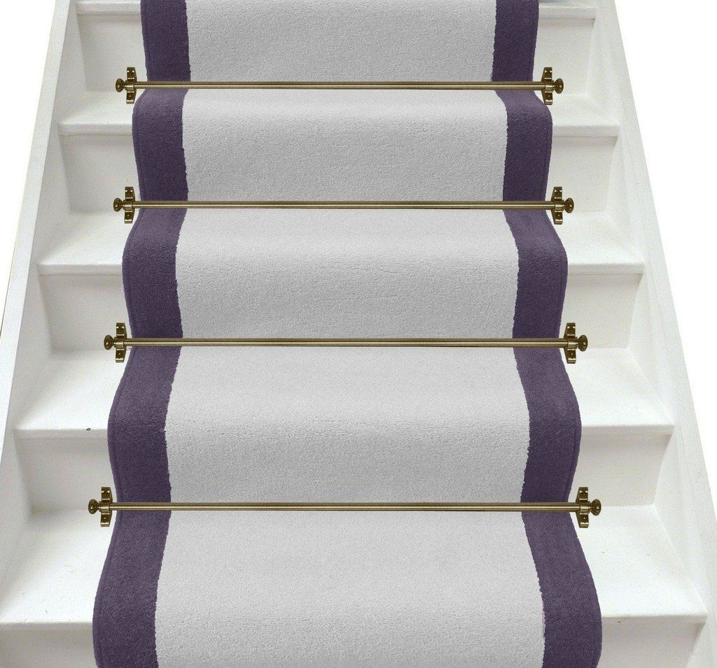 Replacing Carpet With A Stair Runner: Axminster Carpets Devonia Plain Teign Grey (LOW STOCK