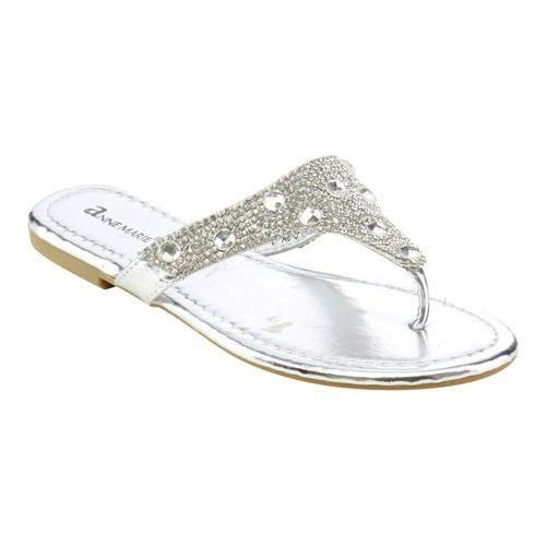 Girls' L & C Brillo-3K Thong Sandal