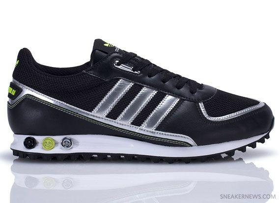 Adidas La Trainer Ii Euro Exclusive Sneakernews Com Adidas Trainers Adidas Trainers