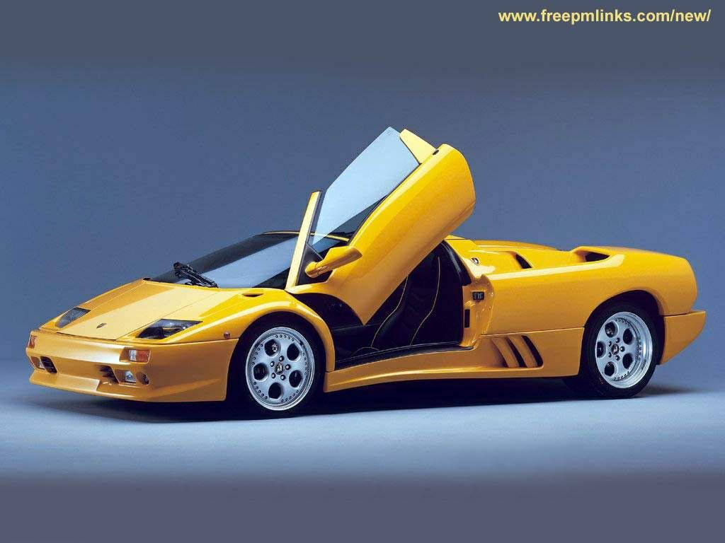 Lamborghini..rode In One Of These When I Was A Teenager.