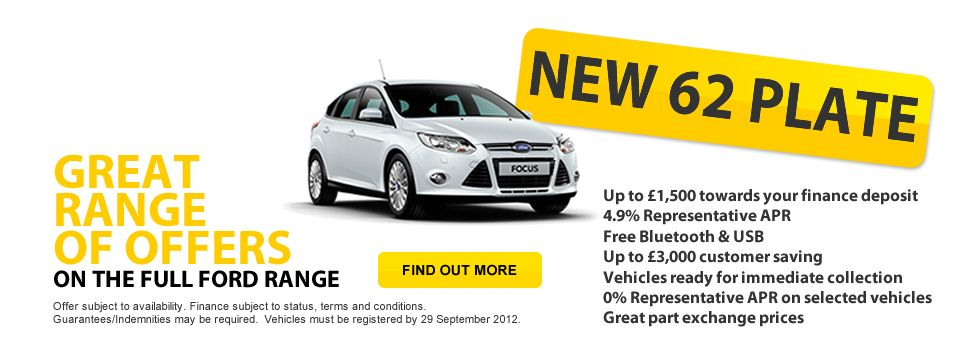 County Garage Ford Are Approved Dealers Of Both Ford New And Used