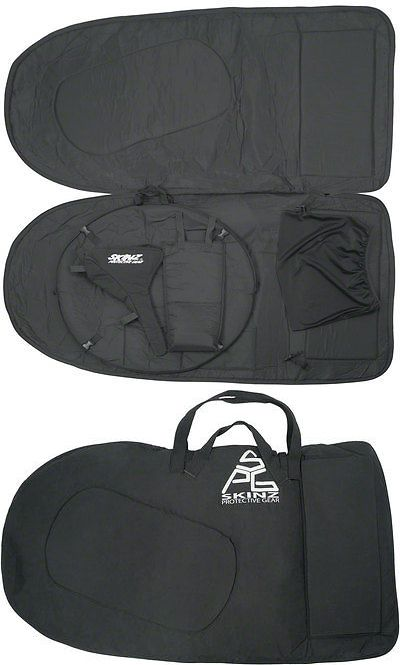 Bicycle Transport Cases and Bags 177835: New Skinz Softshell 29R Bicycle Travel Case Black Full Warranty BUY IT NOW ONLY: $278.81