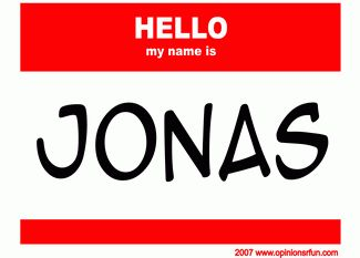 """Come in Saturday for Karaoke, sing """"My Name is Jonas"""" by Weezer ... Get a free drink!"""