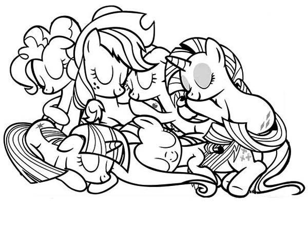 My Little Pony Friendship Is Magic Coloring Page Free \u2026 Rhpinterest: Coloring Pages My Little Pony Friendship Is Magic At Baymontmadison.com
