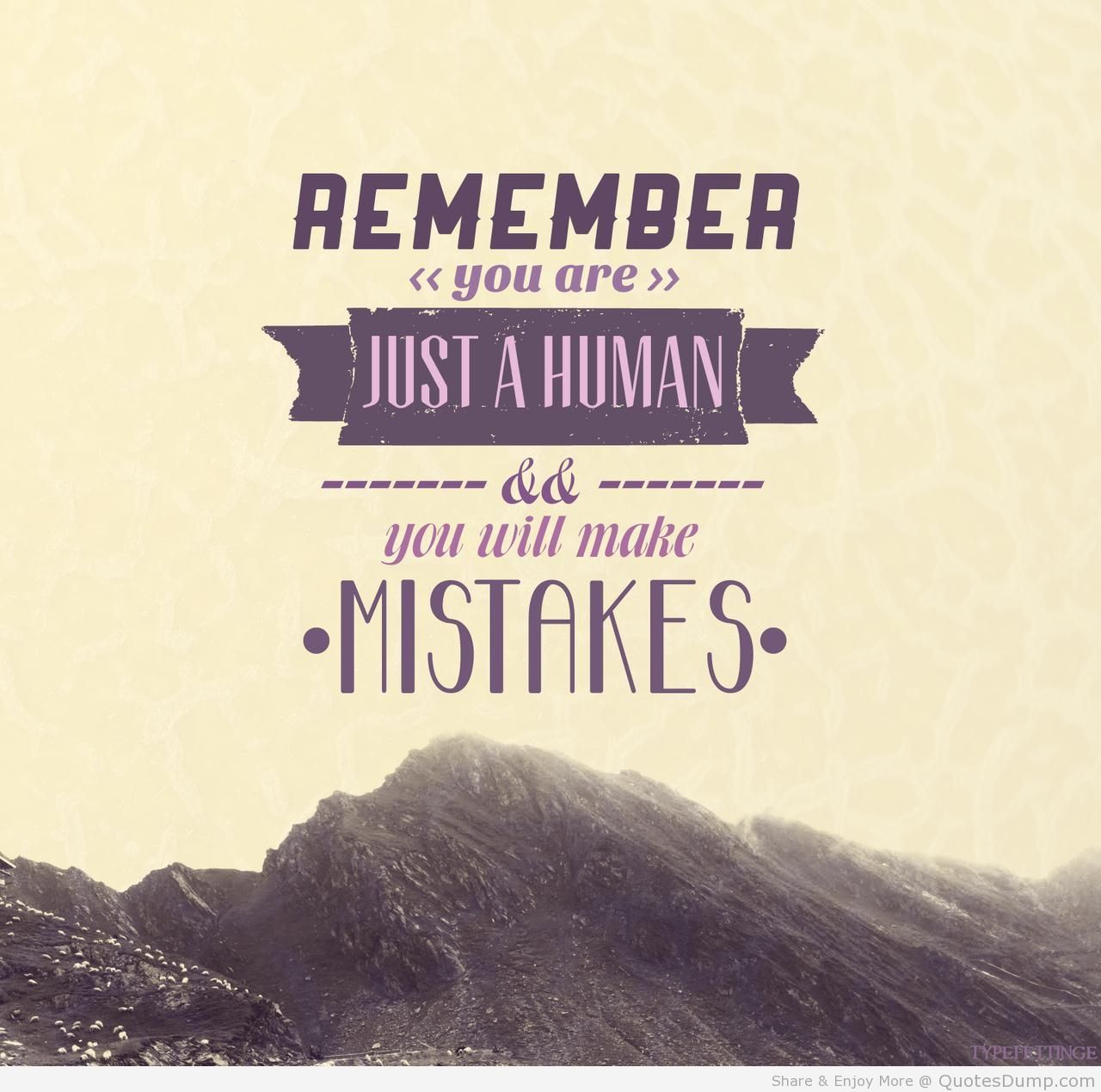 Image result for we do mistakes tumblr