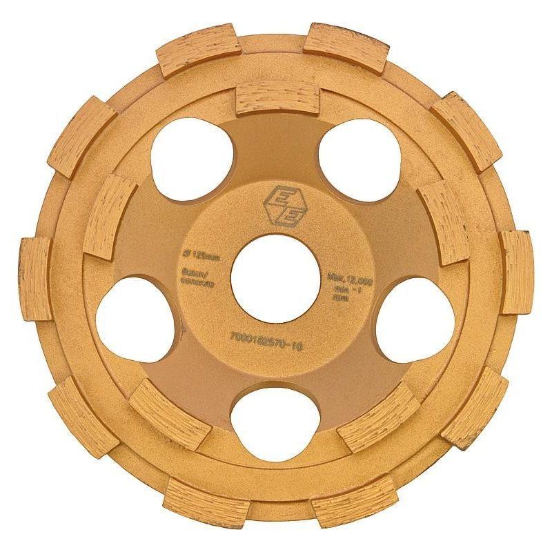 Disque De Surfacage Eibenstock Convient Pour Meuleuse A Beton Ebs 120 1 Premium 80 025 27 Plates