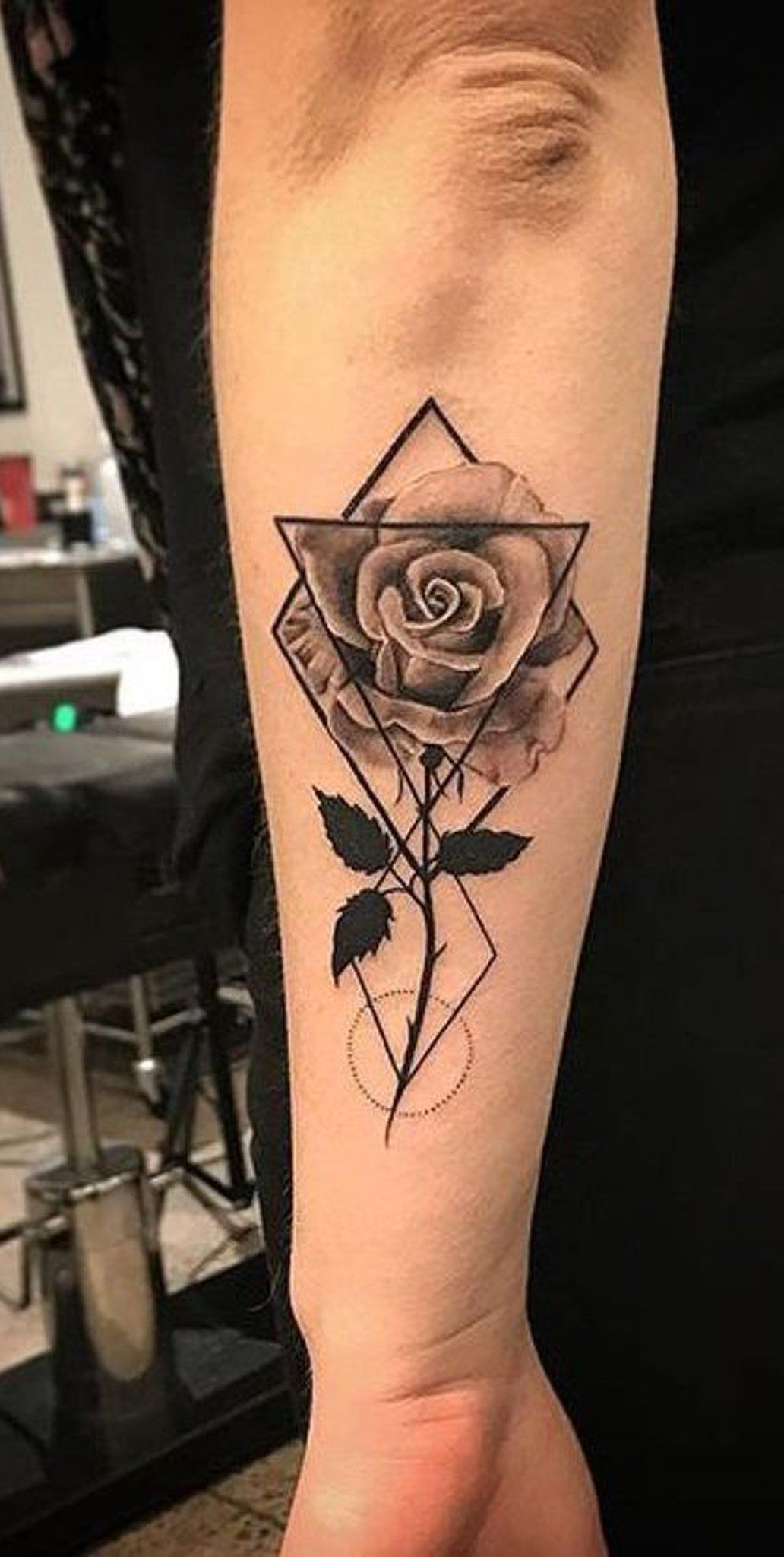 Tattoo Vorlagen Blumen Rosen