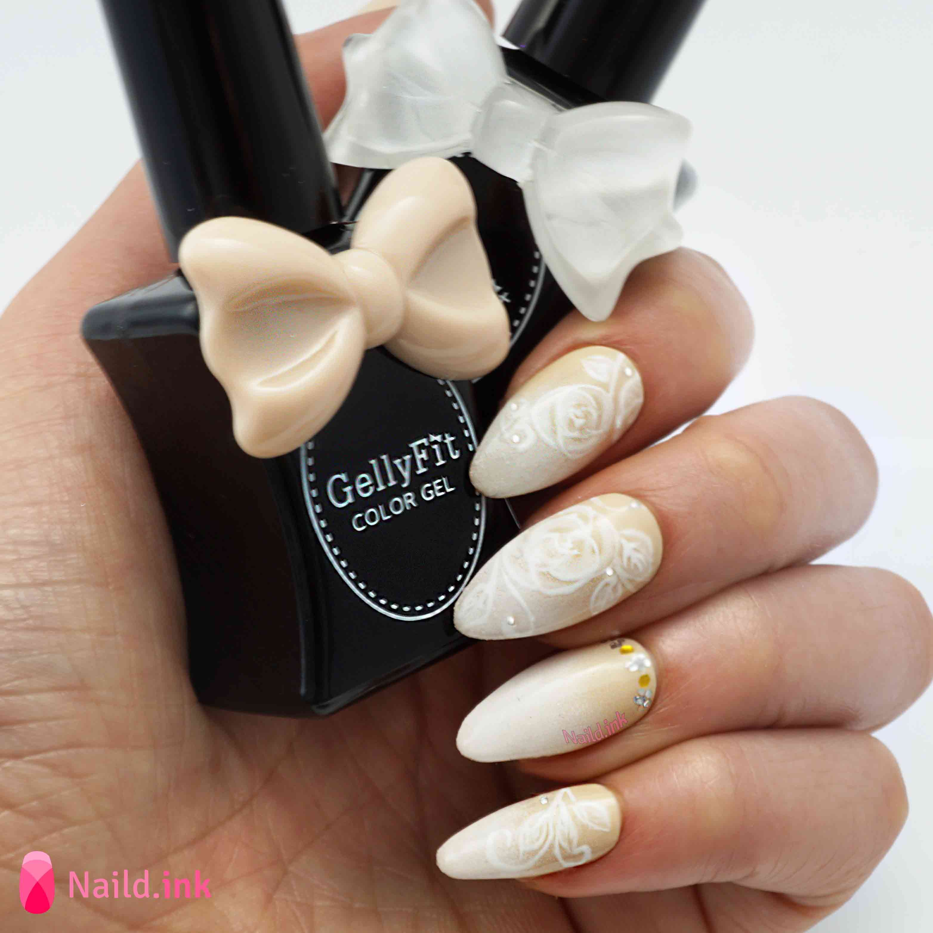 Pin By Naildk On Gellyfit Sa Designs Pinterest Trendy Nail