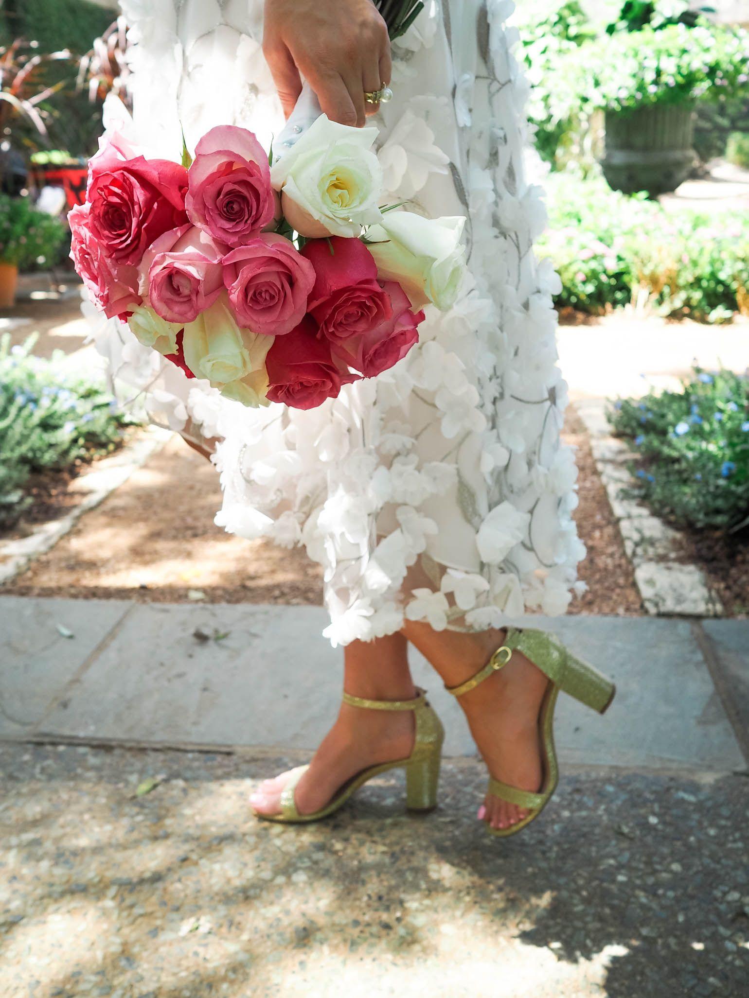 My Civil Ceremony Details Dress Shoes Bouquet More Pink