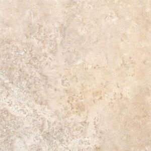 $4.49 ea. Colisseum Travertine 12 in. x 12 in. Honed Travertine Floor & Wall Tile-CCOS1212 at The Home Depot