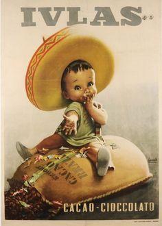 pubblicità poster vintage - Cerca con Google