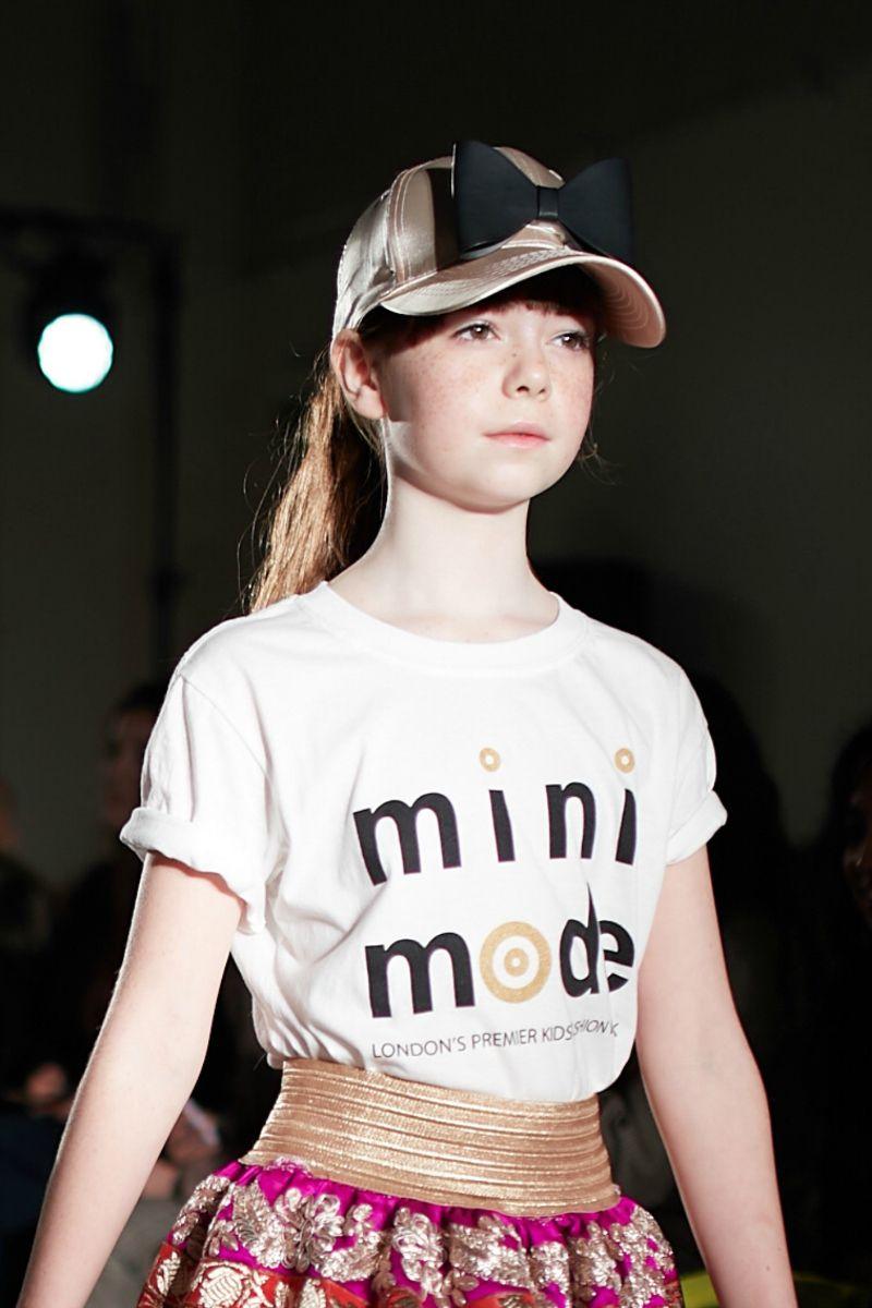 Mini Mode returns to London Fashion Week | Tween fashion ...