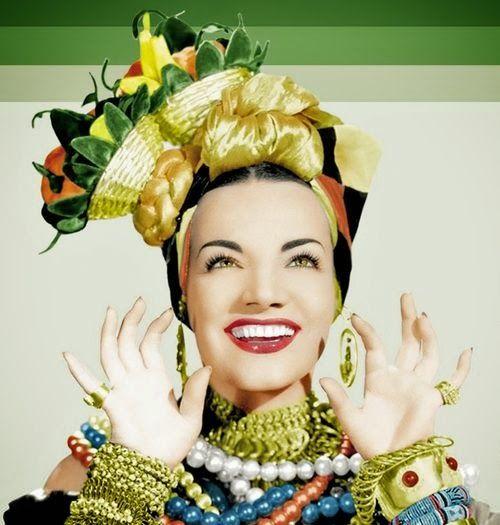 Carmen Miranda inspiration
