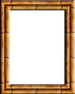 Bamboo Wood Png Border Templates Borders For Paper Boarder Designs