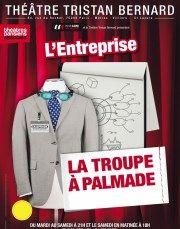 La Troupe A Palmade Dans L Entreprise Theatre Tristan Bernard Theatre Entreprise Paris
