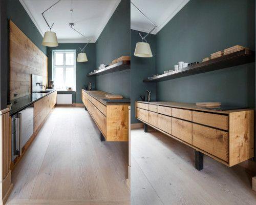 Groen in je interieur n van de interieurtrends van 2017 for Huis interieur kleuren