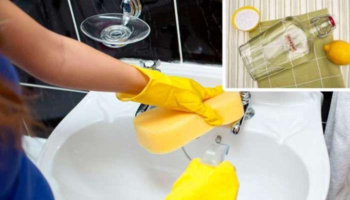 Limpieza de ba o limpieza pinterest limpieza ba os - Limpieza banos ...