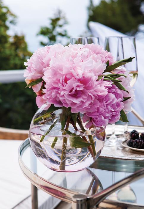 Miranda Kerr for Royal Albert Pink Rose Bowl