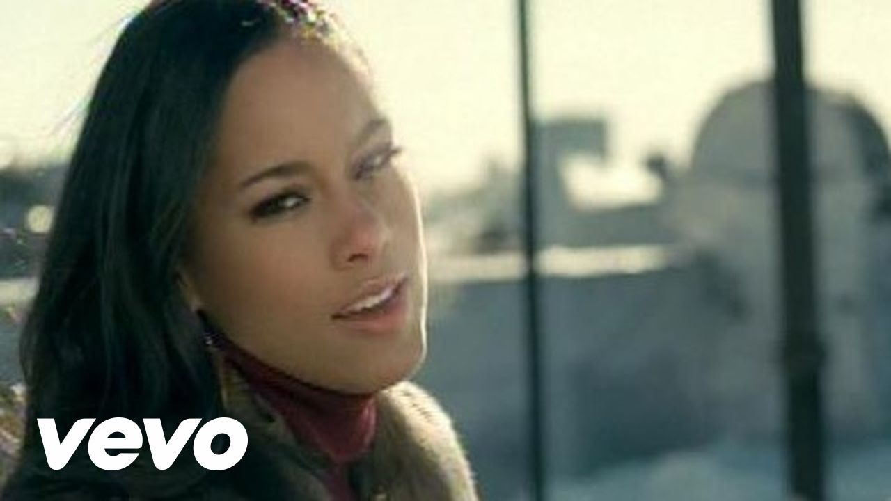 Alicia Keys If I Ain T Got You This Was My Favorite Song When I