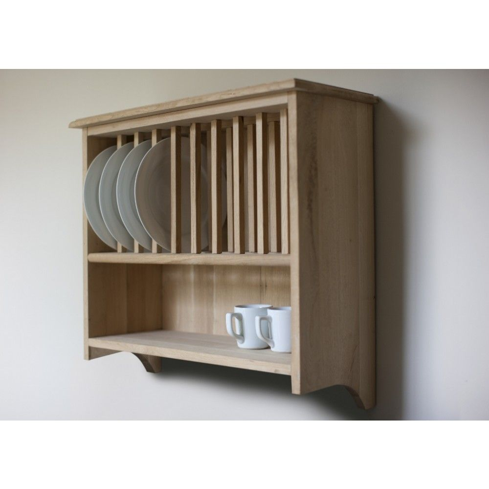Wall mounted plate racks for kitchens - Modular Kitchen Wall Storage Plate Rack World Market