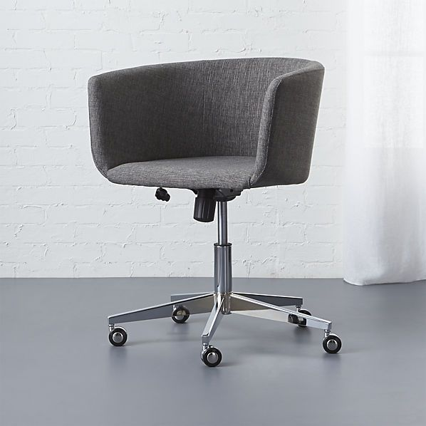 Coup Grey Office Chair Office Furniture Modern Colorful Office Chair Modern Office Chair